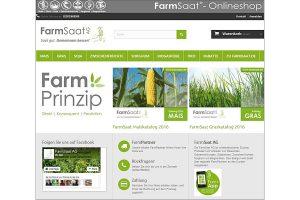 FarmSaat Online-Shop, © FarmSaat AG