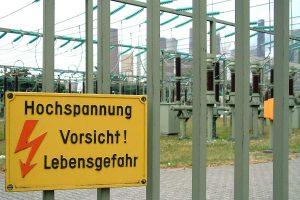 Umspannwerk, © getreidekonservieren.de