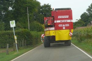Landwirtschaftlicher Verkehr, © getreidekonservieren.de
