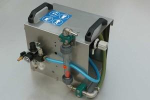 Dosiergerät von Ahlmer, © Ahlmer Maschinen- und Gerätebau