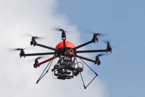 Drohne, © getreidekonservieren.de