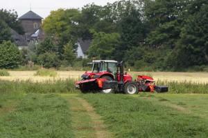 Gras mähen, © getreidekonservieren.de