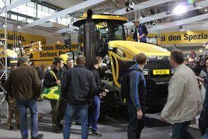 Agritechnica, © getreidekonservieren.de