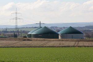 Biogasanlage, © getreidekonservieren.de