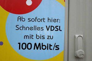 VDSL-Werbung, © www.getreidekonservieren.de