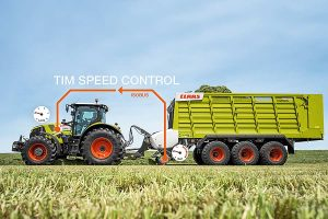 TIM SPEED CONTROL, © Claas