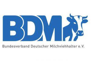 Das neue Logo des BDM, © BDM