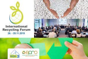 Internationales Recycling-Forum, © RIGK