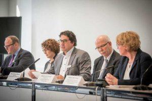 Pressekonferenz zum Nährstoffbericht 2018/19 am 28.02.2020 in Hannover, © Wolfgang Ehrecke