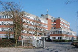 Gebäude der Landwirtschaftskammer Nordrhein-Westfalen am Nevinghoff in Münster, © Landwirtschaftskammer NRW