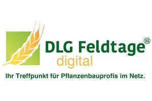 Logo DLG-Feldtage digital, © DLG