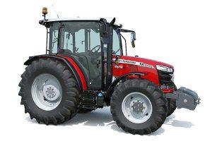 Traktor MF 4710 M, © Massey Ferguson