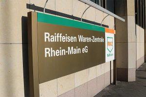 RWZ Köln, © RWZ Rhein-Main eG