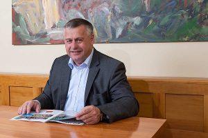 Bauernpräsident Walter Heidl , ©  BBV/Kay Blaschke