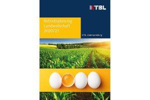 Cover  'Betriebsplanung Landwirtschaft 2020/21', © KTBL
