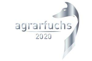 Agrarfuchs 2020, die begehrte Auszeichnung