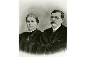 Juliane und Franz Pöttinger, © Pöttinger