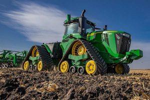 Traktor 9RX, © John Deere