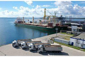 Ostseehafen Mukran, © BayWa AG