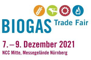 Logo 'Biogas Trade Fair'